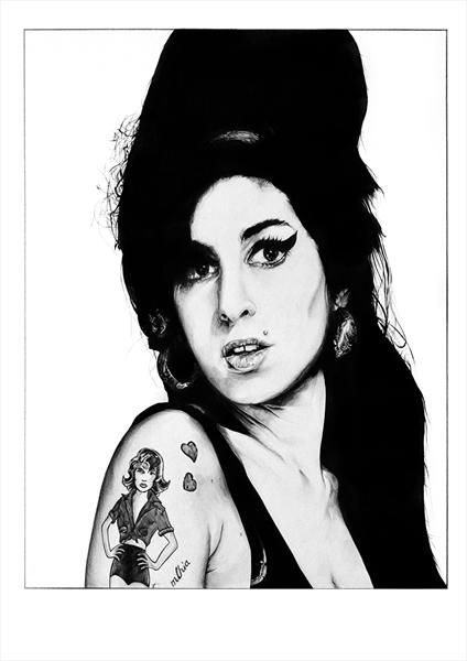 Amy by Dean Waite