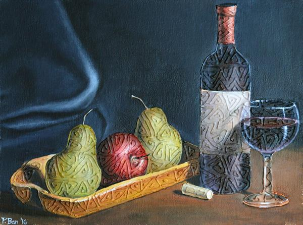Still life by Poulami Banerjee