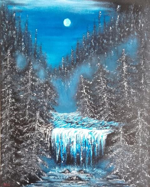 moonglow falls by angela whitehouse
