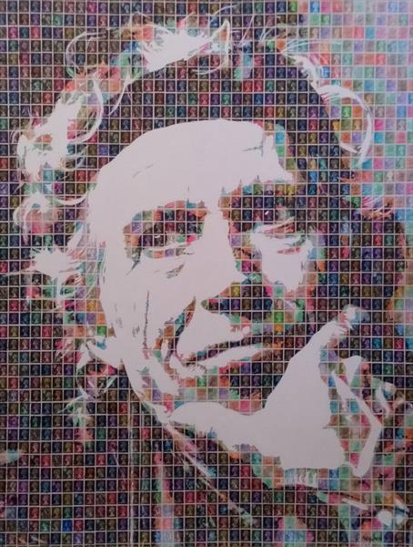 Keith Richards #2 by Gary Hogben