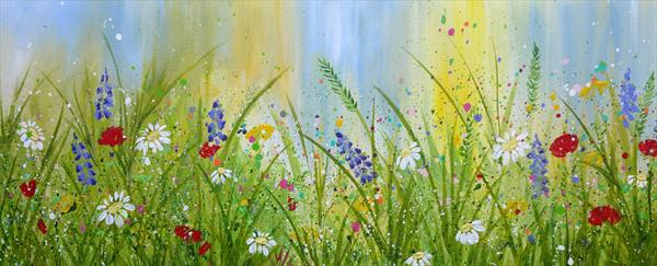 Morning Meadow Whispers