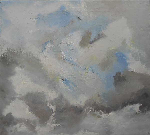 cloud one day by Kay Barker