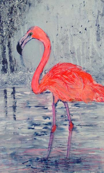 Flamingo by Monica Griffith