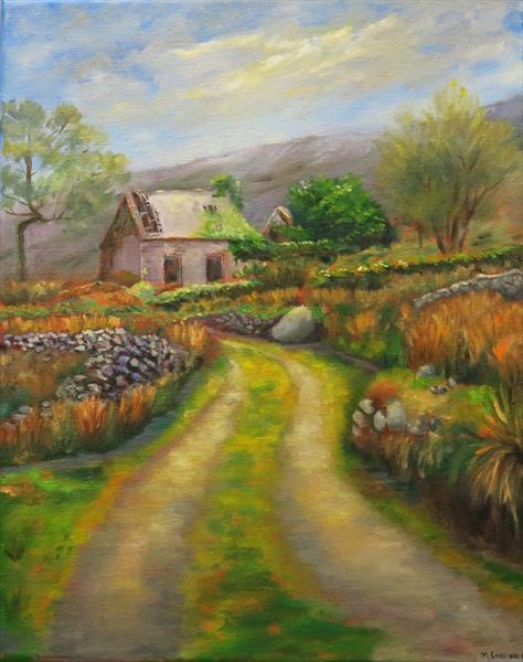 Dunlowe, Co. Kerry by Maureen Greenwood