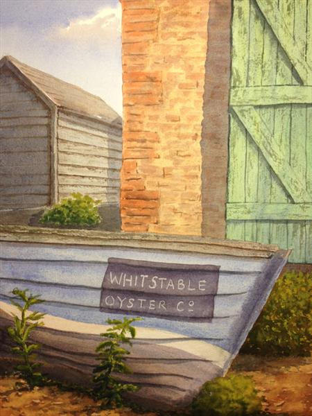 The Whitstable Oyster Co by Jon Sephton