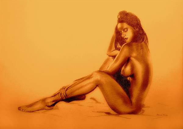 Nude 20 by Steve Jones