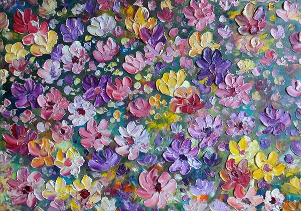 Heavily-Scented Breezes 2 by Hester Coetzee