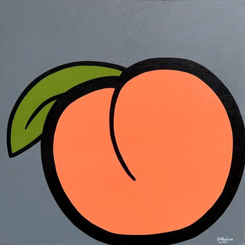 Peach by Simon Fairless