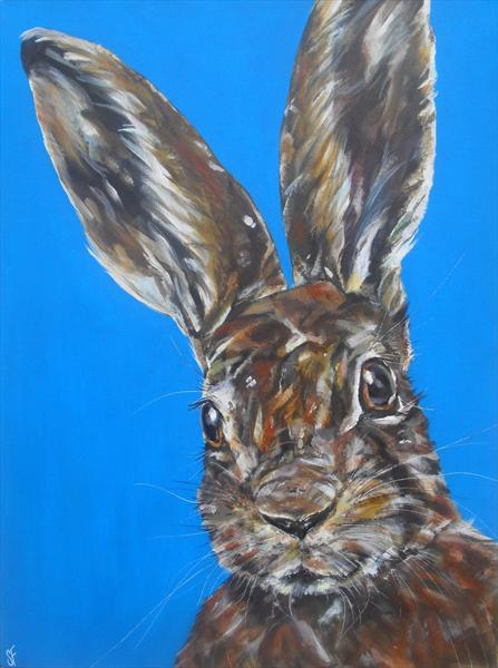 Hare Raising by Sam Fenner