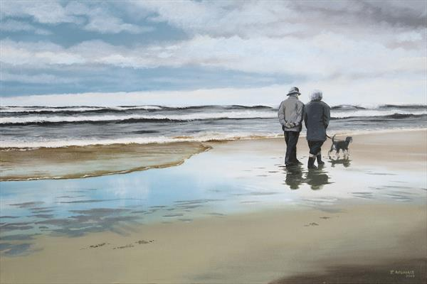 Breezy Afternoon by Tony Munns