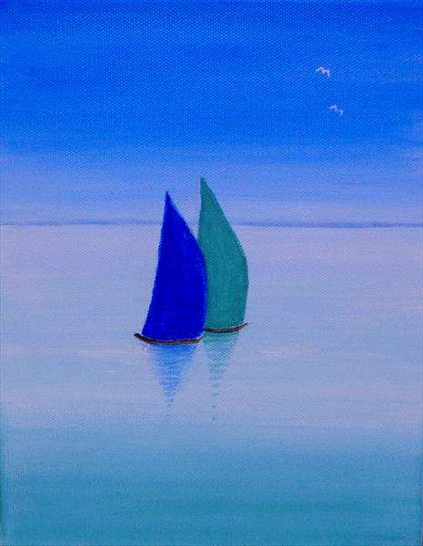 Tranquility by Jean Tatton Jones