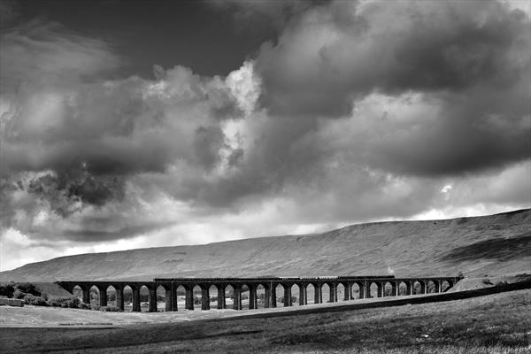 Ribblehead Viaduct by Paul Berriff