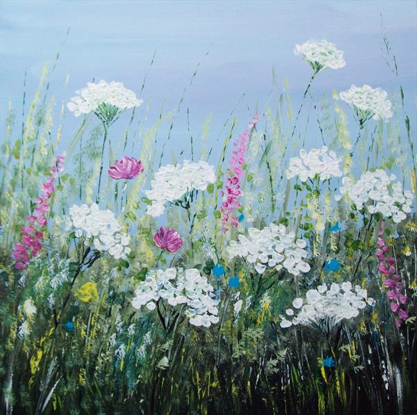Summer Meadow by Patricia Richards