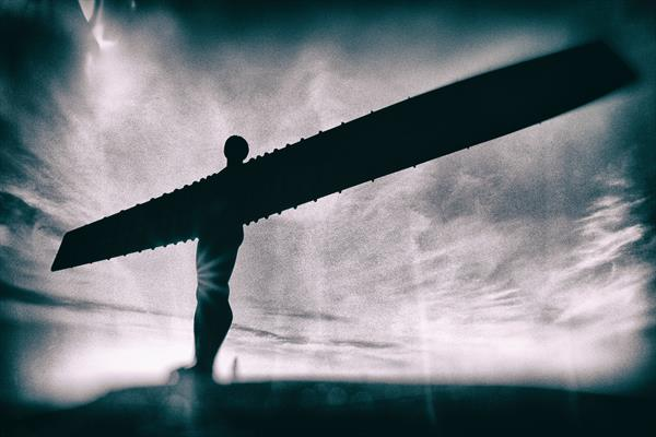 Angel of the North by Jonathan O'Hora