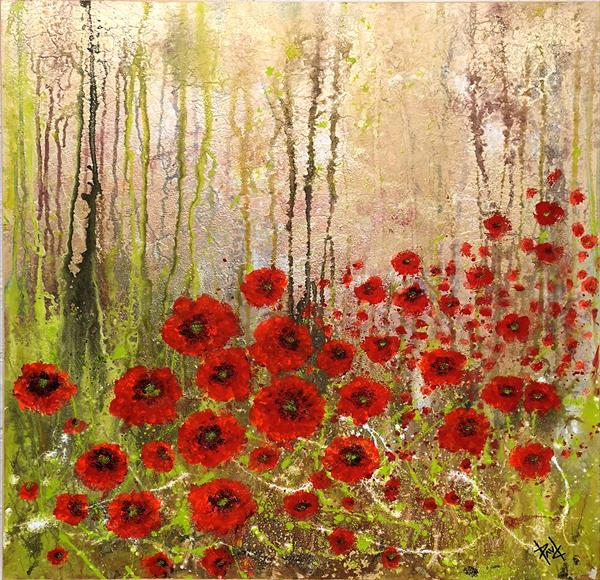 Poppies 82 by Paul Chambers