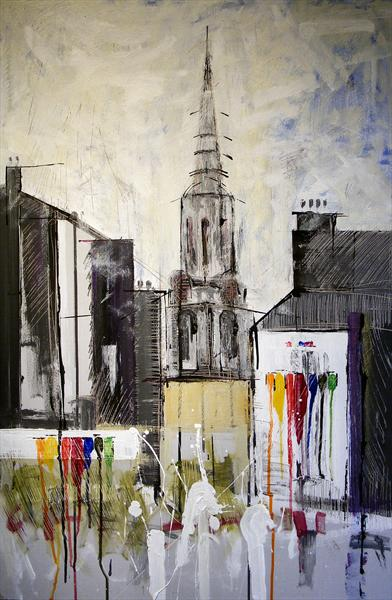 St Giles - in - the - Adverts by Tom Tomos