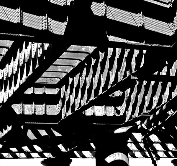 PONTOON (Limited Edition Print 1-20) by Peter Holzapfel