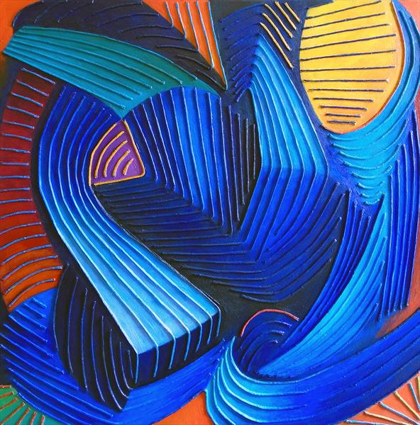 ABSTRACT OF STRING 1 by Stephen Conroy