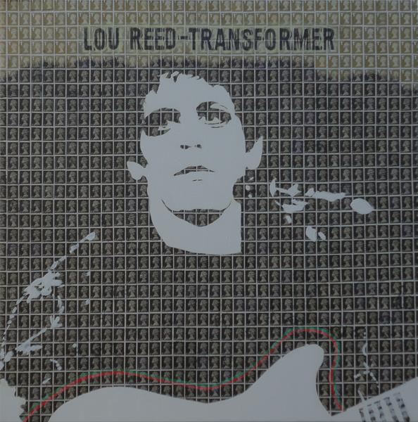 Lou Reed Tramsformer Commission