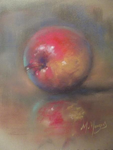 A Single Apple by Malcolm Menzies
