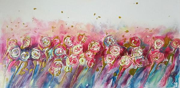 'Floral Fusion' by Kate Spratt
