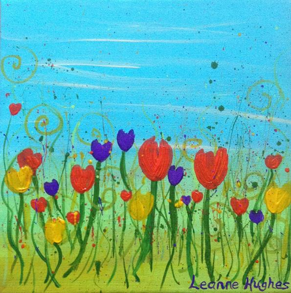 Tulips by Leanne Hughes