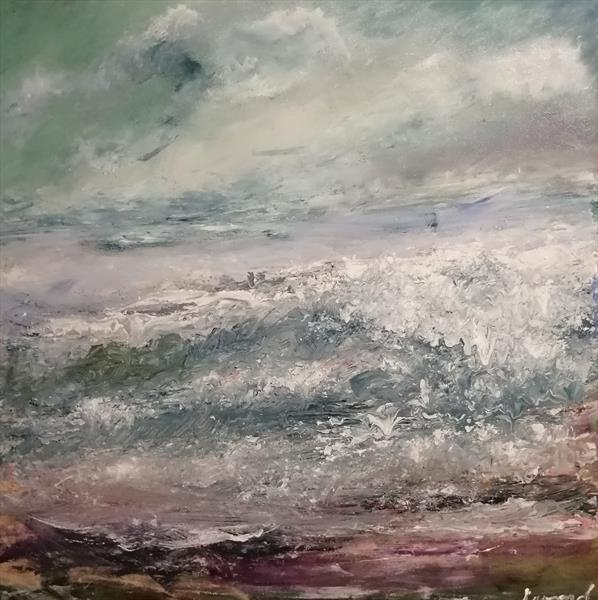 Rolling waves by James  Lamond