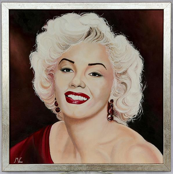 Marilyn Monroe by Michael  Velychko