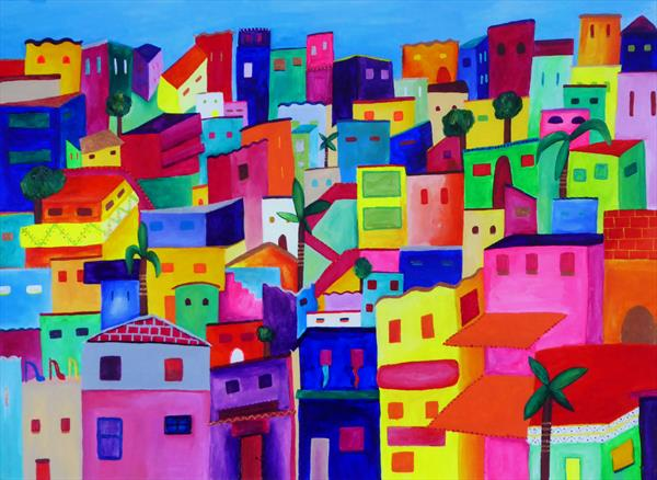 Medellin by Danielle Mees