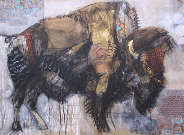 Buffalo gold by Liane Stevenson