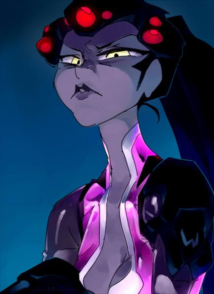 Widowmaker by Io Helena Zarate