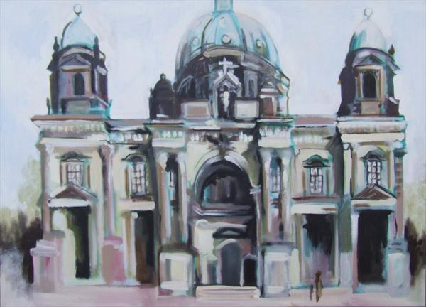 Berlin Cathedral by Humph Hack