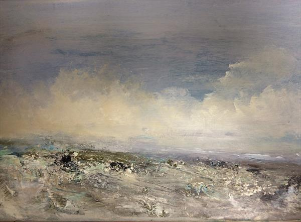 Seascape~ Anywhere The Wind Blows VI by Maxine Martin