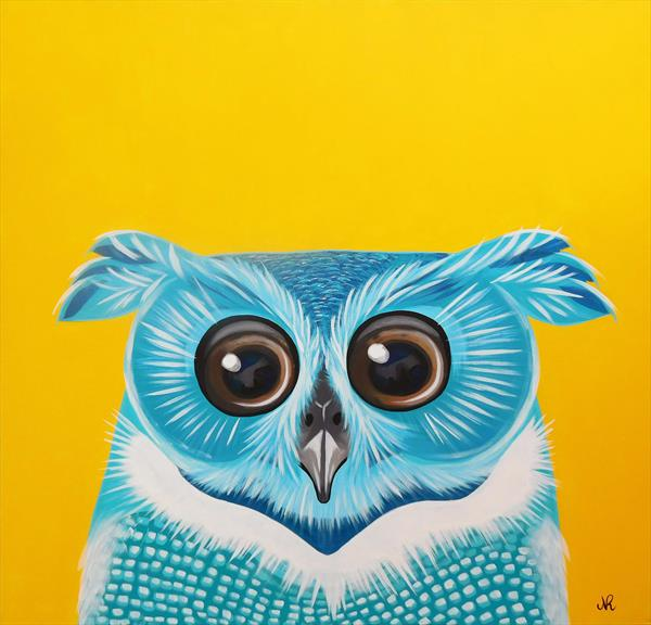 It's Owl Good by Nadia Rivera