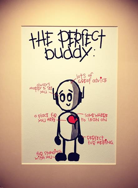 The Perfect Buddy by Scot Haley