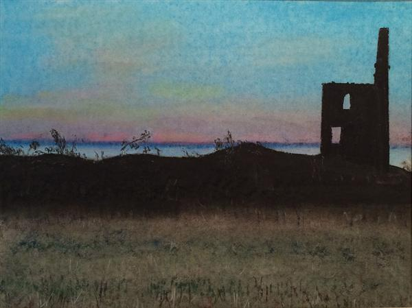 West Penwith Sunset by Simon Farnell