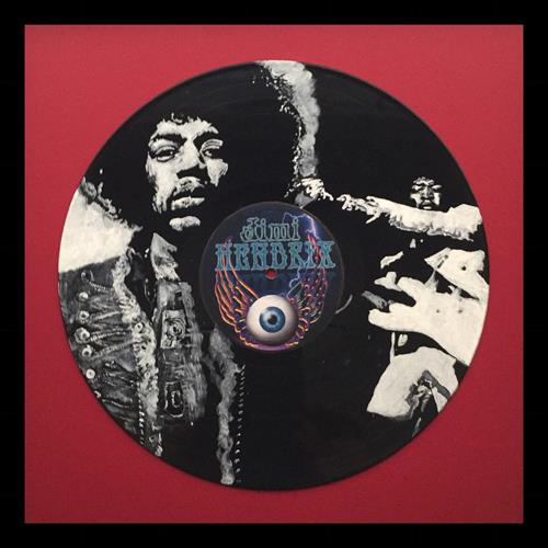 Jimi Hendrix: All Along the Watchtower by David King