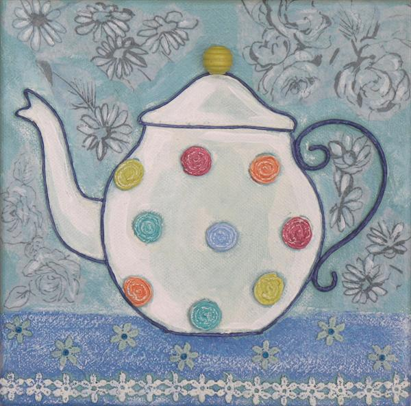 Little Teapot by Josephine Grundy