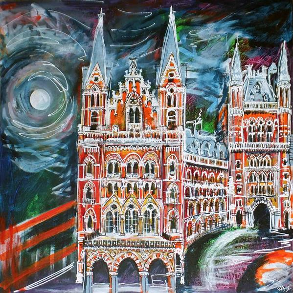St Pancras by Laura Hol