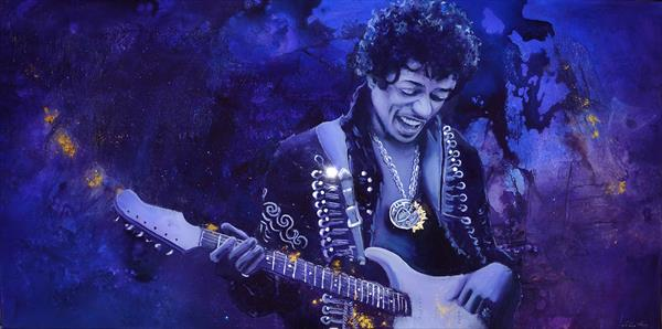 Jimi by Thierry Le Coq
