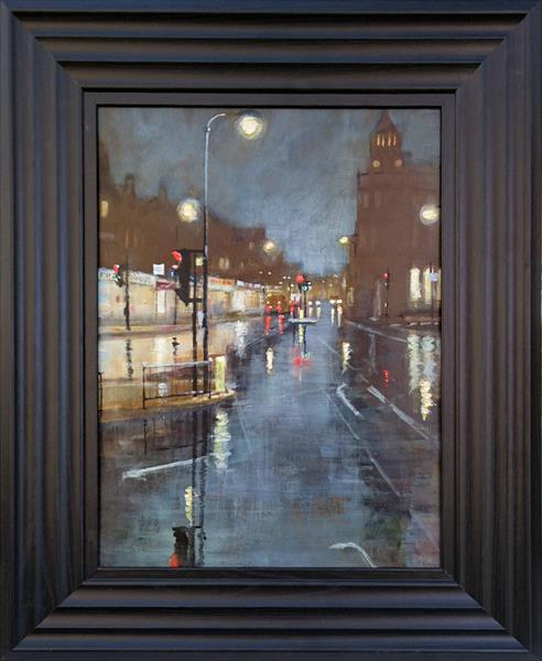 Camberwell nights by Alan  Harris