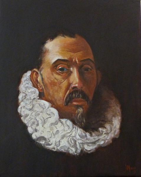 Francisco Pacheco (After Velazquez)