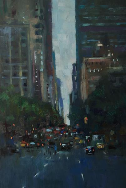 Park Avenue by Andre Pallat