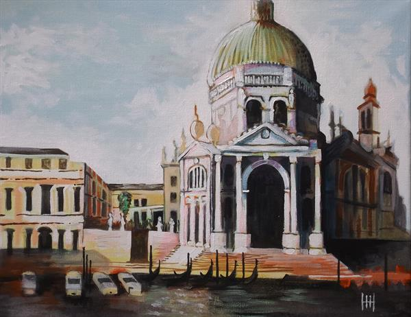 Grand canal -- Venice 6 by Humph Hack