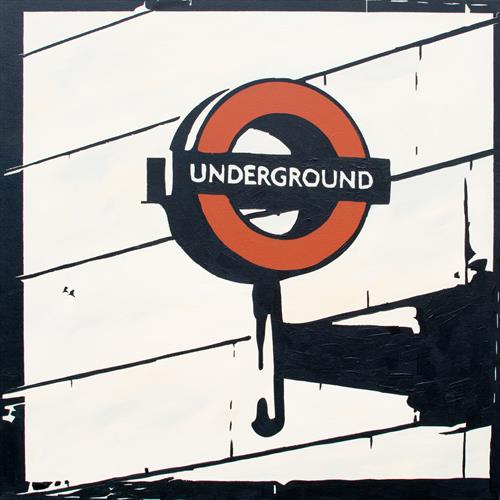 London underground _ Poultry / Bank Station  by Kris  Mercer