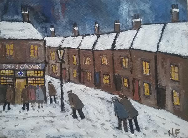 """""""The Rose and Crown"""" by Neil Ferguson"""