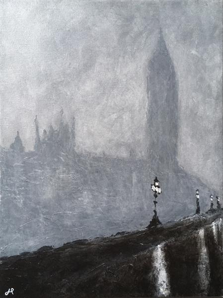 Westminster Bridge by John Prince