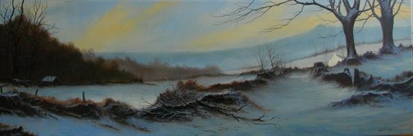 Tranquil Morning by Alan Kingwell
