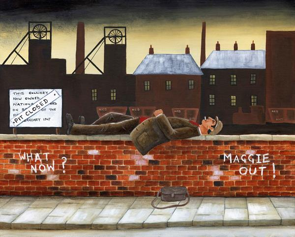 Maggie Out by Paul Oughton