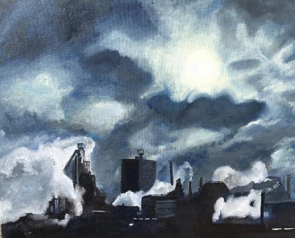 Port Talbot by Christie Holliday